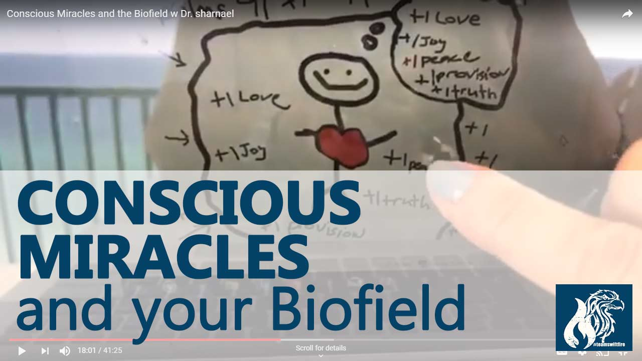Conscious Miracles and Your Bio-field